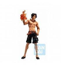 Figurine One Piece - Ichibansho Bonds Of Brothers Portgas D Ace 30cm