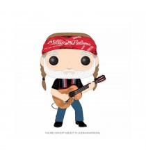 Figurine Rocks - Willie Nelson Pop 10cm