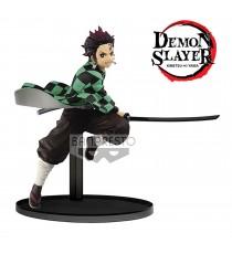 Figurine Demon Slayer Kimetsu No Yaiba - Tanjiro Kamado Vibration Stars 15cm