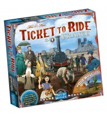 Extension Les Aventurier du Rail - France + Old West