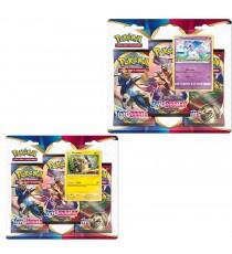 Pokemon - Pack 3 Boosters Epée et Bouclier