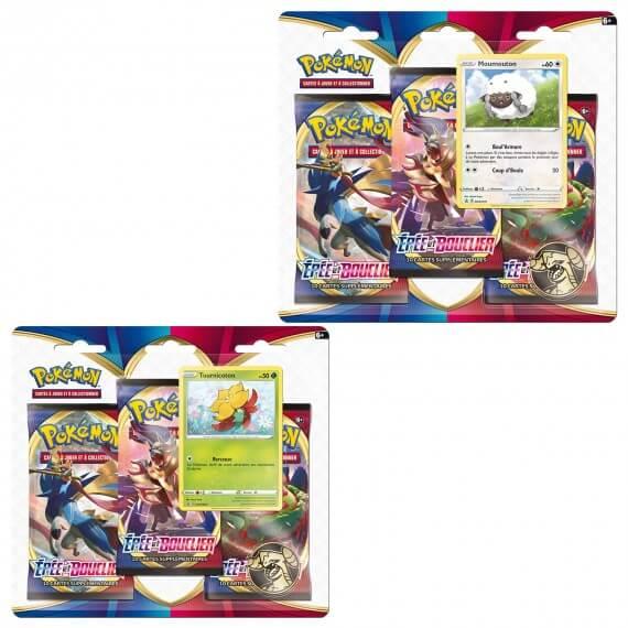 Pokemon - Pack 3 boosters - Pokémon Day