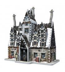 Puzzle 3D Harry Potter - Pré-au-Lard Les Trois Balais 395 Pièces