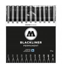 Pochette Complète 11 Marqueurs Blackliner