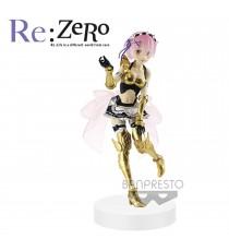 Figurine Re Zero - Ram EXQ 22cm