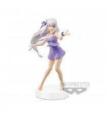 Figurine Re Zero Starting Life In Another World - Emilia 20cm