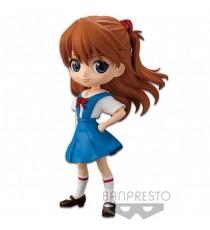 Figurine Evangelion - Asuka Langley Color A Q Posket 14cm