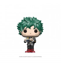 Figurine My Hero Academia - Deku Middle School Uniform Pop 10cm