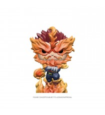 Figurine My Hero Academia - Endeavor Pop 10cm
