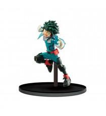 Figurine My Hero Academia The Movie - Deku Heroes Rising Vs Villain 11cm