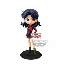 Figurine Evangelion - Misato Katsuragi Ver A QPosket 14cm
