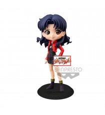 Figurine Evangelion - Misato Katsuragi Ver B QPosket 14cm