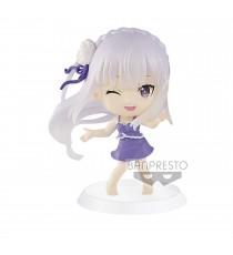 Figurine Re Zero - Emilia Chibikyun Vol 2 6cm