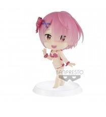 Figurine Re Zero - Ram Chibikyun Vol 2 6cm