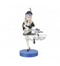 Figurine Re Zero - Rem Choosing A Texture Suitable 22cm