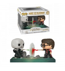 Figurine Harry Potter - Harry vs Voldemort Movie Moment Pop 10cm