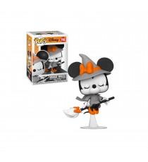 Figurine Disney - Witchy Minnie Pop 10cm