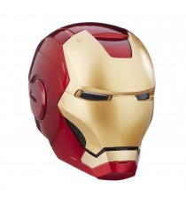 Replique Marvel Legends - Casque Iron Man Adulte
