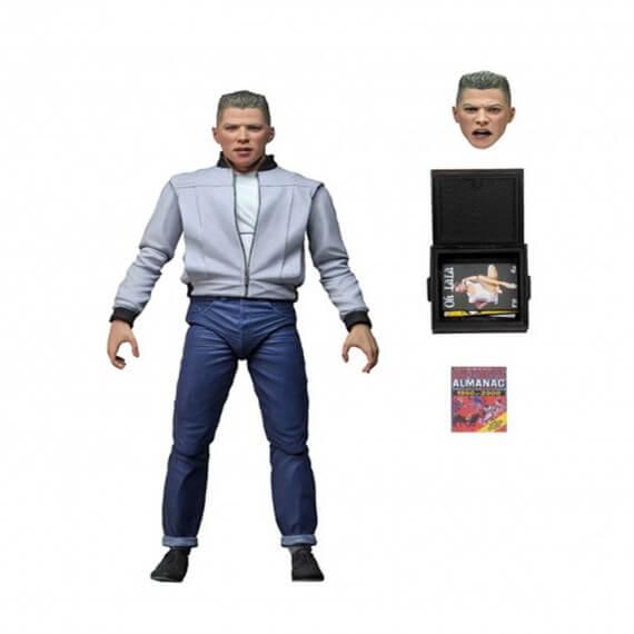 Figurine Retour vers le Futur - Ultimate Biff Tannen 18cm