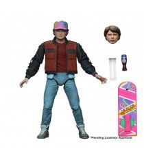 Figurine Retour vers le Futur 2 - Ultimate Marty Mcfly 18cm
