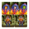 Figurine Les Maitres de l'Univers - Man-E-Faces Origins 14cm