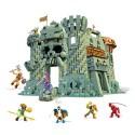 Figurine Les Maitres de l'Univers - Grayskull Castle Mega Construx 3508Pcs