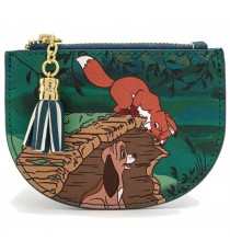Porte Carte Disney - Rox Et Rouky