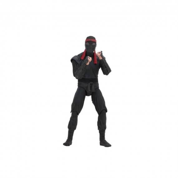 Figurine TMNT Movie 1990 - Foot Soldier Bladed Weaponry 18cm