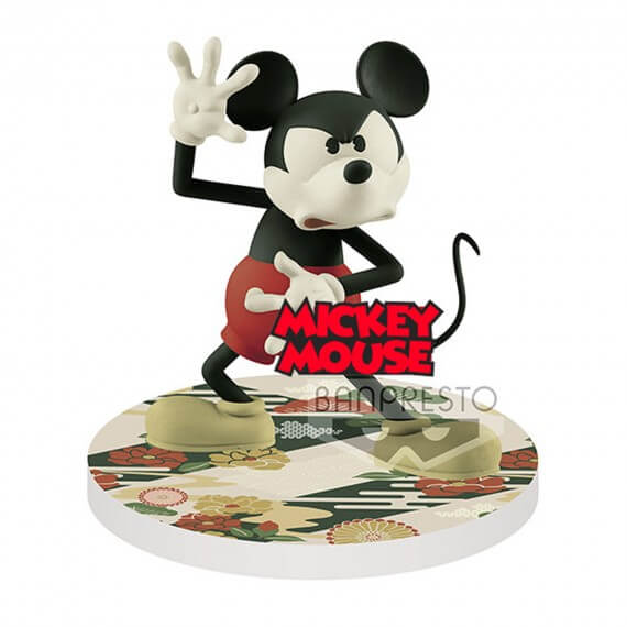 Figurine Disney Mickey Mouse - Touch Japonism Ver B 10cm