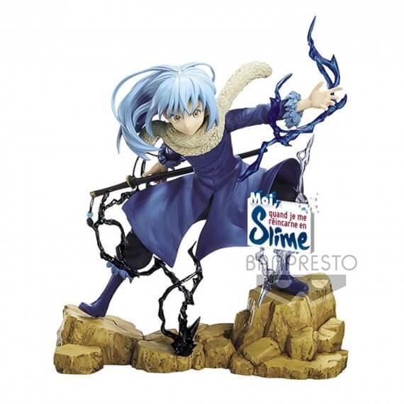 Figurine Moi quand je me reincarne en Slime - Espresto Tempest Effect et Motions Rimuru Tempest 18cm