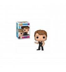 Boite Abimée - Figurine Dirty Dancing - Johnny Pop 10cm