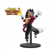 Figurine DBZ Heroes - Super Saiyan 4 Vegeta Xeno 17cm