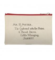 Pochette Harry Potter - Enveloppe Poudlard 17x11cm