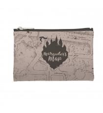 Pochette Harry Potter - Marauder Map 17x11cm