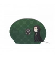 Pochette Ovale Harry Potter - Serpentard Draco & Rogue 11x7cm