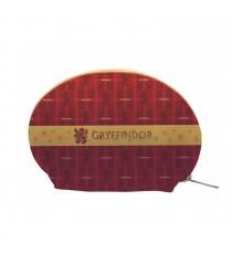 Pochette Ovale Harry Potter - Griffondor Logo 11x7cm