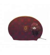 Pochette Ovale Harry Potter - Griffondor Harry & Hermione 11x7cm