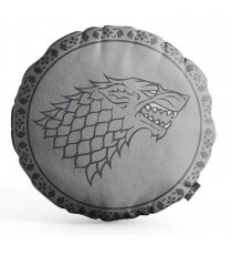 Coussin Game Of Thrones - Stark New Package 40cm