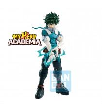 Figurine My Hero Academia - Izuku Midoriya Ichibansho I'M Ready! 24cm