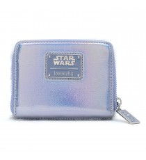 Portefeuille Star Wars - Hoth Empire 40Th Fausse Fourrure 13x10cm