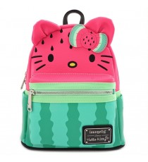 Mini Sac A Dos Hello Kitty - Water Melon Kitty
