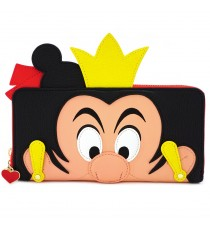 Portefeuille Disney - Reine De Coeur