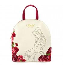 Mini Sac A Dos Disney - Belle Rose