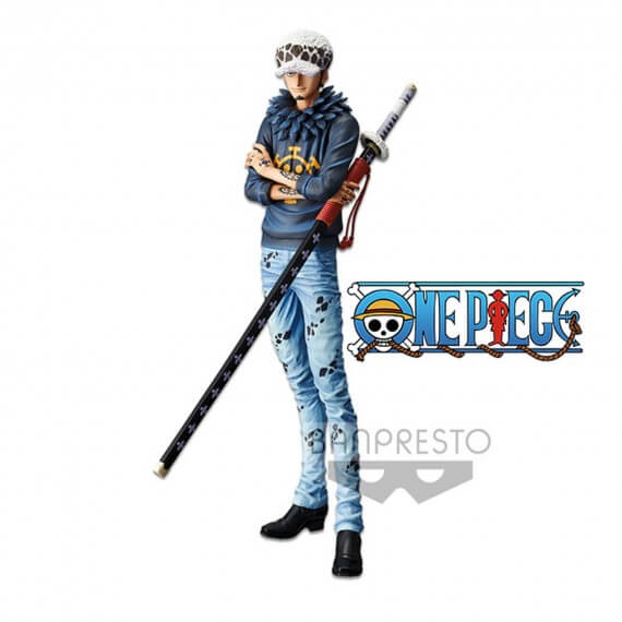 Figurine One Piece - Trafalgar Law Grandista Grandline Men 29cm