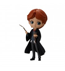 Figurine Harry Potter - Ron With Scabbers Q Posket 14cm