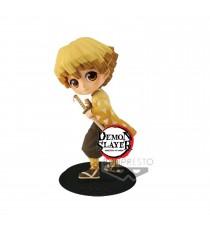 Figurine Demon Slayer Kimetsu No Yaiba - Zenitsu Agatsuma Ver B Q Posket 14cm