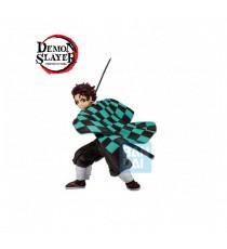 Figurine Demon Slayer Kimetsu No Yaiba - The Second Tanjiro Kamado Ichibansho 13cm