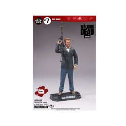 Boite Abimée - Figurine Walking Dead - Abraham Color Tops 18 cm