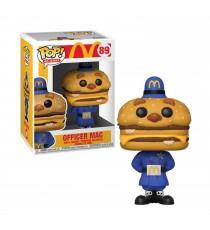 Figurine Mc Donald's - Officier Big Mac Pop 10cm