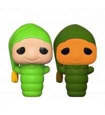 Figurine Hasbro Retro Toys - Glo Worm Pop 10cm